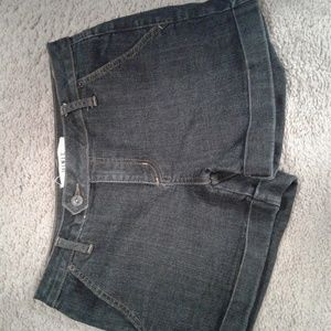 Mixit jean shorts